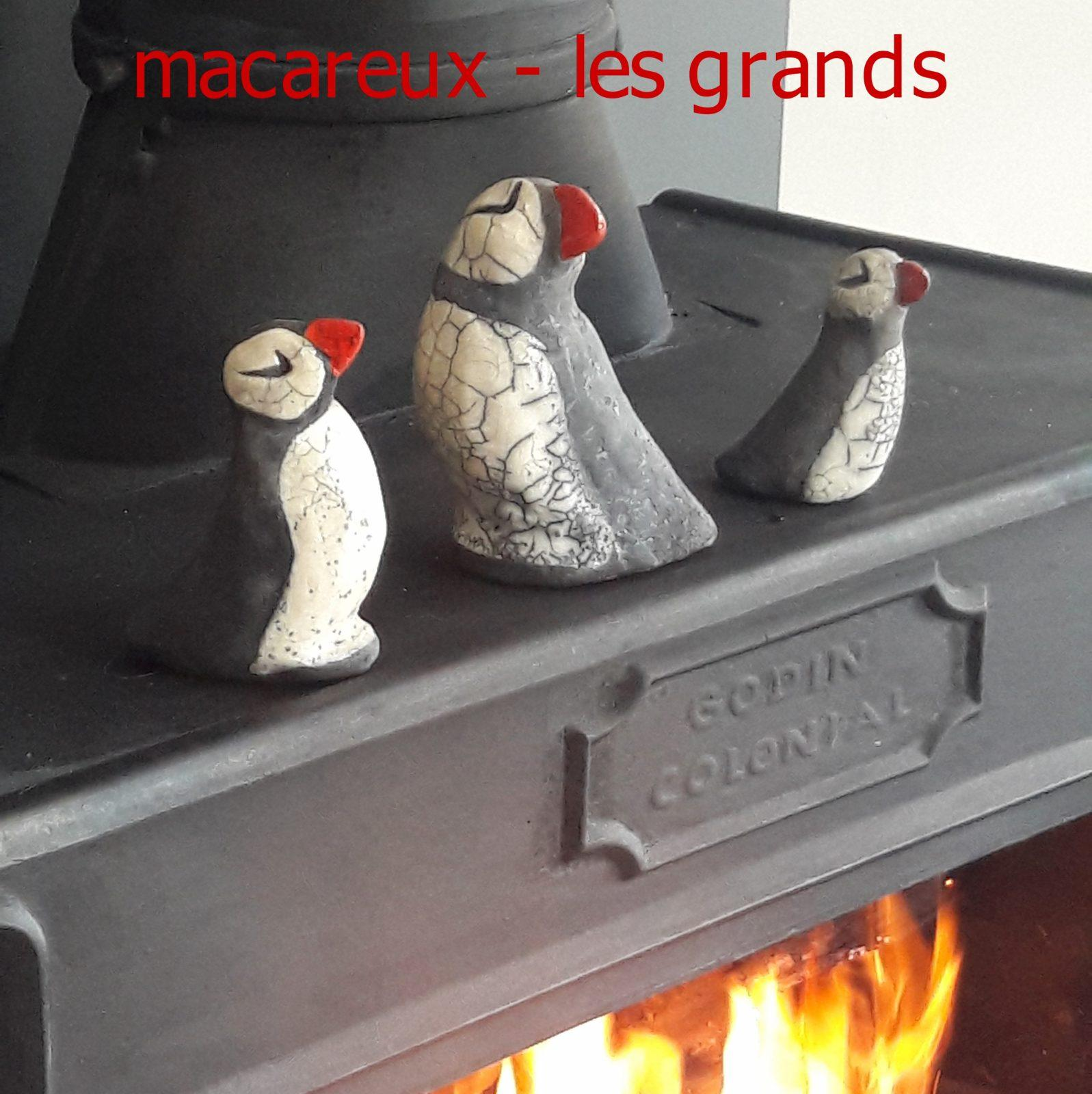 macareux keramik raku