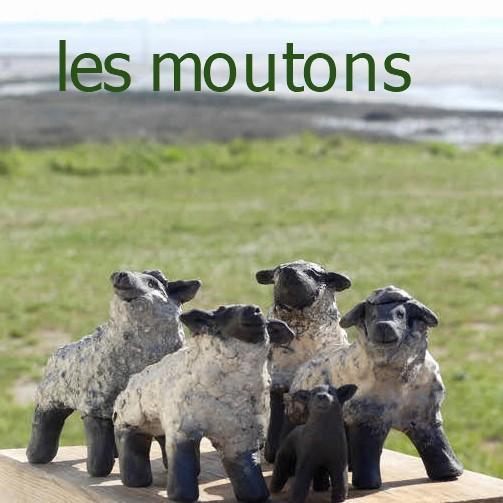 les moutons des prés salés raku